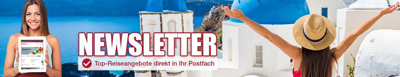 Reise-Newsletter Spörlein Reisebüro Burgebrach