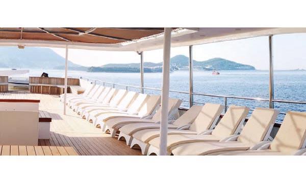 Kreuzfahrt Kroatien Yacht