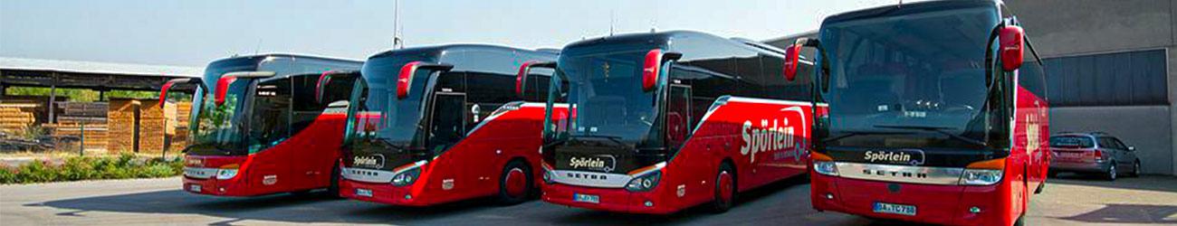 Bus buchen - Bamberg - Burgebrach - Viereth - Busreisen Spörlein