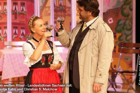 Programmänderung - Luisenburg