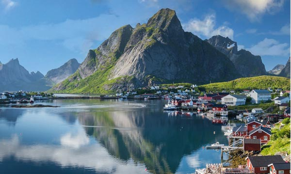 Norwegen - Erlebnis Nordkap Mit dem Entdecker-Schiff Vasco da Gama